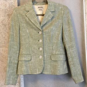Michael Kors Light Green Spring/Summer Blazer